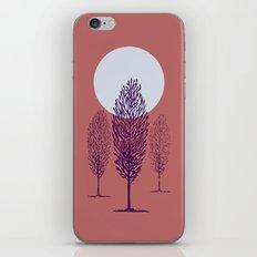rosa di sera iPhone & iPod Skin
