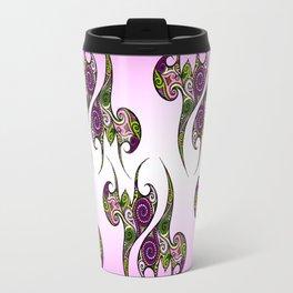 Oriental Tattoo Pattern Version Travel Mug