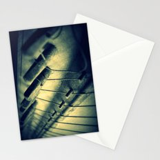 autoharp Stationery Cards