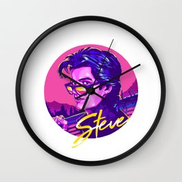 steveharrington Wall Clock