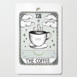 The Coffee Cutting Board