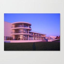 The De La Warr Pavilion Canvas Print