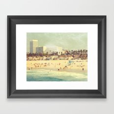 The Best Place on Earth Framed Art Print