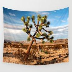 Desert Beauty Wall Tapestry