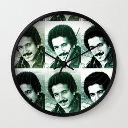 Jazz Heroes Series - Keith Jarrett Wall Clock