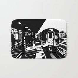 Commuter Bath Mat