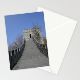 The Great Wall of China II Stationery Cards