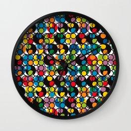 POP - Circles Wall Clock