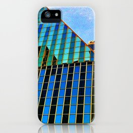The Glass House iPhone Case