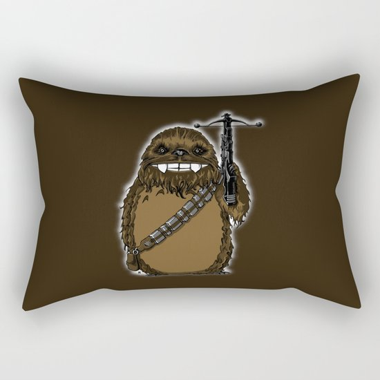 Chewtoro Rectangular Pillow