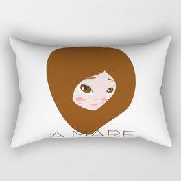 A MARE Rectangular Pillow
