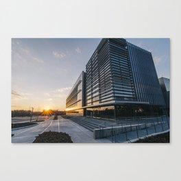 Gradient Canvas Print