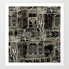 Nocturne Opus 1 Art Print