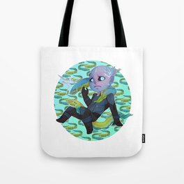 Its My Birthday Today Tote Bag