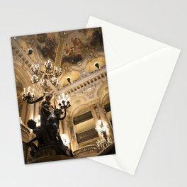 Paris Opera House II - travel photography Stationery Cards