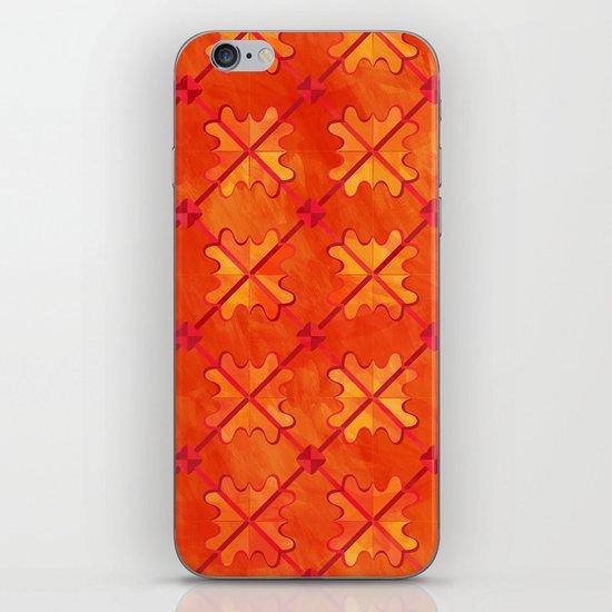 Sagittarius pattern iPhone & iPod Skin