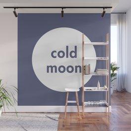 Cold Moon Wall Mural