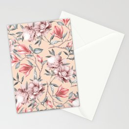 flowers / 2 Stationery Cards