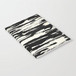 Brush Stripe 2 Notebook