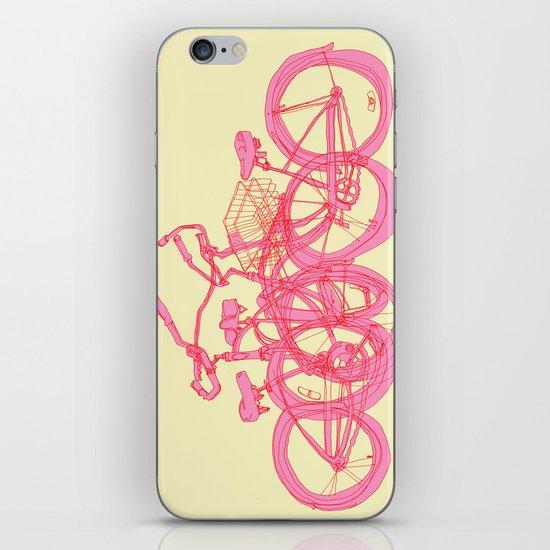 It's WHEELIE cool iPhone & iPod Skin