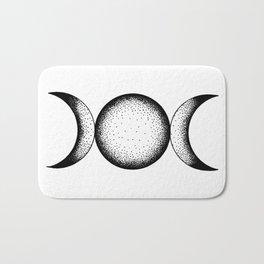 Triple Moon Bath Mat