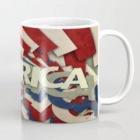 america Mugs featuring America by politics