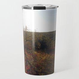 Nature's Fall Travel Mug