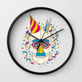 Happy Birthday Wall Clock