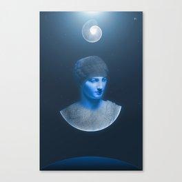 Gaea Canvas Print
