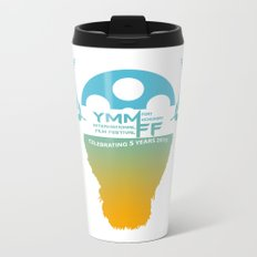 YMMiFF 2015 - BUFFALO HEAD DESIGN Metal Travel Mug