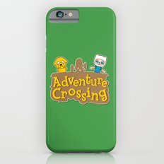 Adventure Crossing iPhone 6s Slim Case