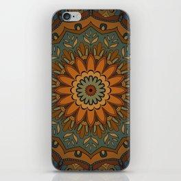 Moroccan sun iPhone Skin