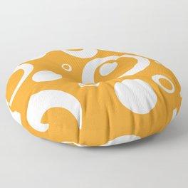 Circles Dots Bubbles :: Marmalade Floor Pillow