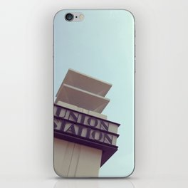 Union Station - Los Angeles iPhone Skin