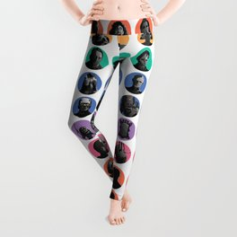Oh, the Horror! Leggings