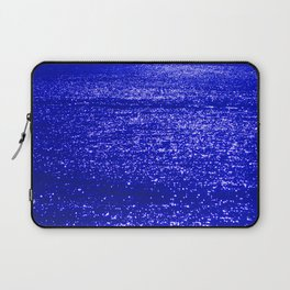 Sparkling Blue Water Laptop Sleeve