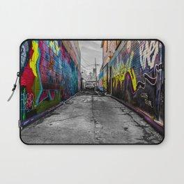 Graffiti Alley Laptop Sleeve