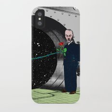 Thinking about you iPhone X Slim Case