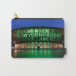 Wales Millennium Centre Carry-All Pouch
