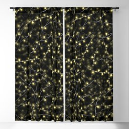 Electric garland Blackout Curtain