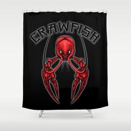 Boil'n Time Shower Curtain