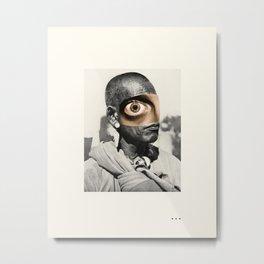 Look (2) Metal Print