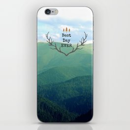 Best Day Ever! iPhone Skin