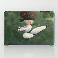 ninja iPad Cases featuring Ninja by Miuska