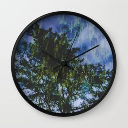 Skyfall #society6 Wall Clock