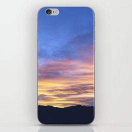 """Sunrise Horizon 2"" by Murray Bolesta iPhone Skin"