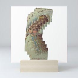Ayers Sarsaparilla Mini Art Print