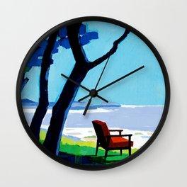 Verandah Wall Clock