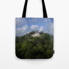 Mayan Jungle Tote Bag