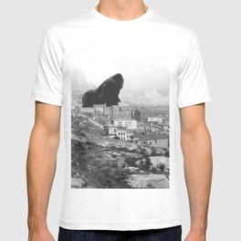 Old time Godzilla vs King Kong Reprised T-shirt